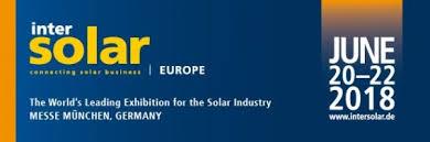 Мюнхен (Німеччина). Виставка Intersolar Europe 2018!