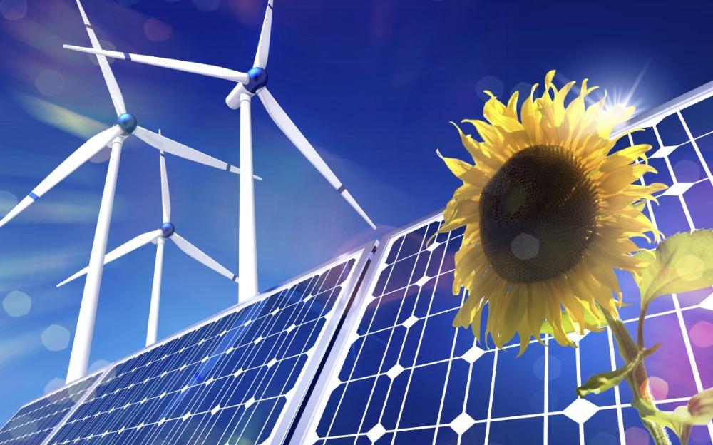 Відновлювані джерела енергії в Україні