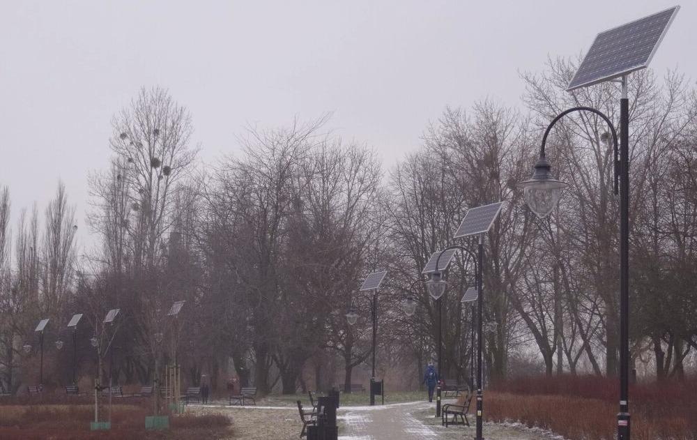 Хмарність зменшує ефективність сонячних панелей