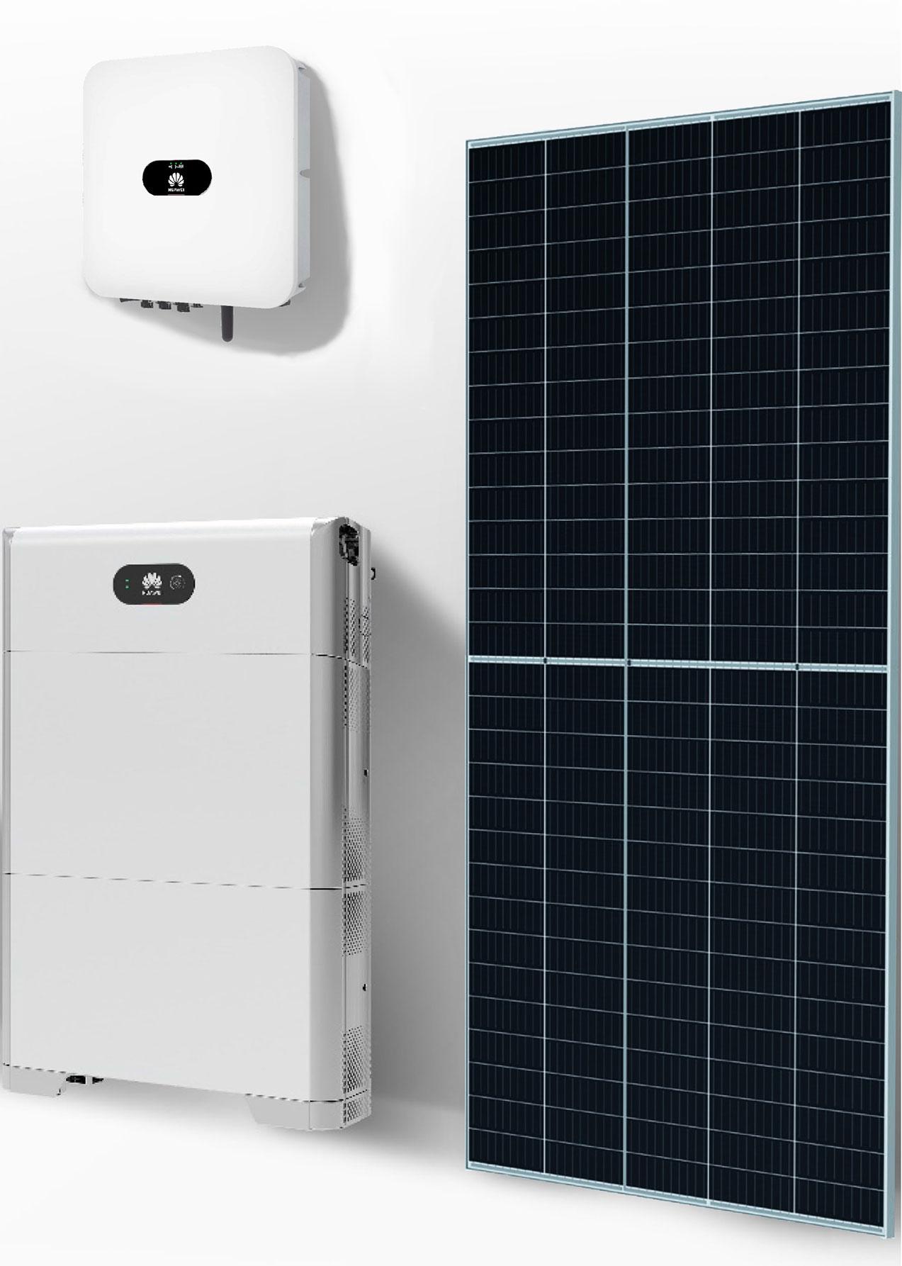Автономна сонячна електростанція 5 кВт